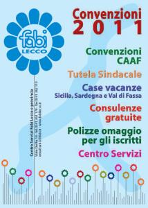 Convenzioni 2011