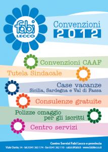 convenzioni 2012